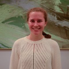 Daphnie Friedman E'22, Director of Internal Affairs