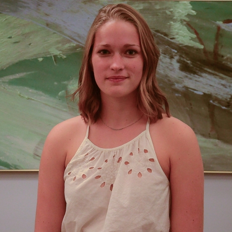 Grace Leahy C'21, Prose Editor