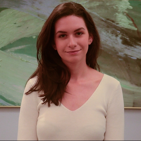 Sarah Cronin C'19, Design Editor