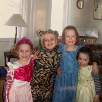 Purim-Costumes