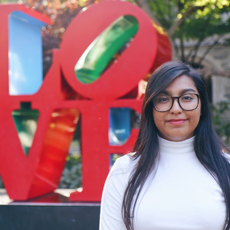 Janeth Mendoza C'23, Blog Staff