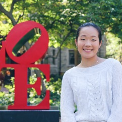 Irene Lee C'22, Blog Staff