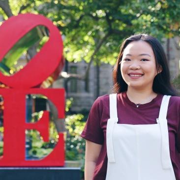 Jessica Bao C'22, Managing Editor