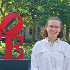 Daphnie Friedman C'22, Director of External Affairs