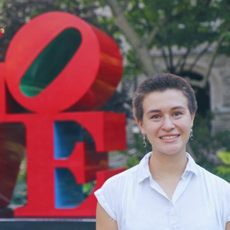 Caitlin Ang C'22, Blog Editor