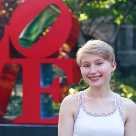 Megan Lentz C'22, Design Editor