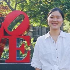 Diane Lin C'21, Art Editor